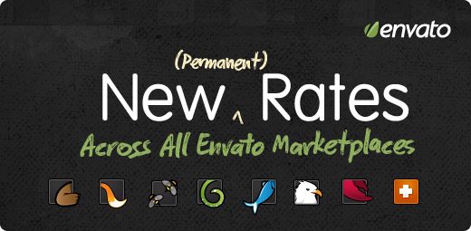 New Marketplace Rates