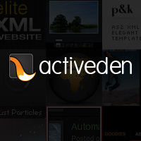 Link toActiveden and activetuts - new names, same awesome content